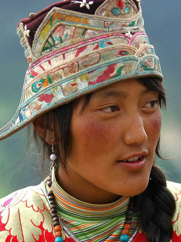 Etnia Tibetana cultura china