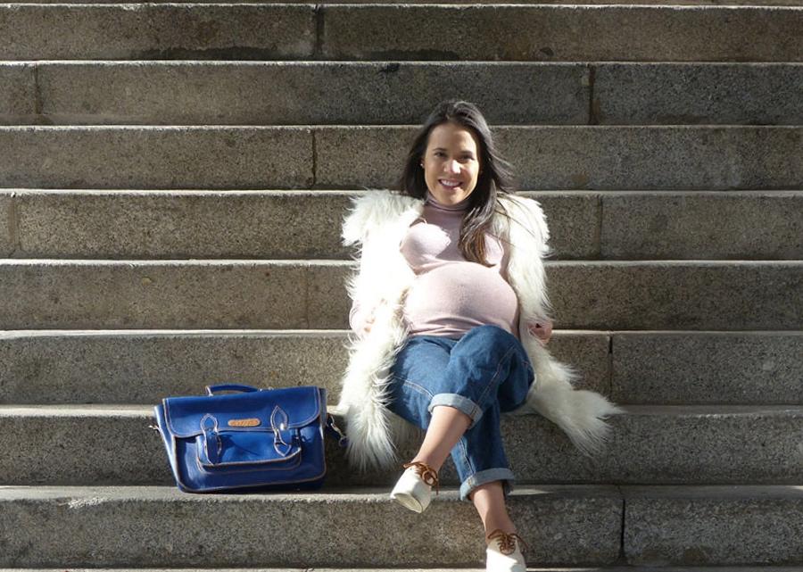 pregnant style Closet Hispano