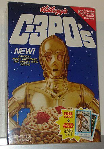C-3PO cereales