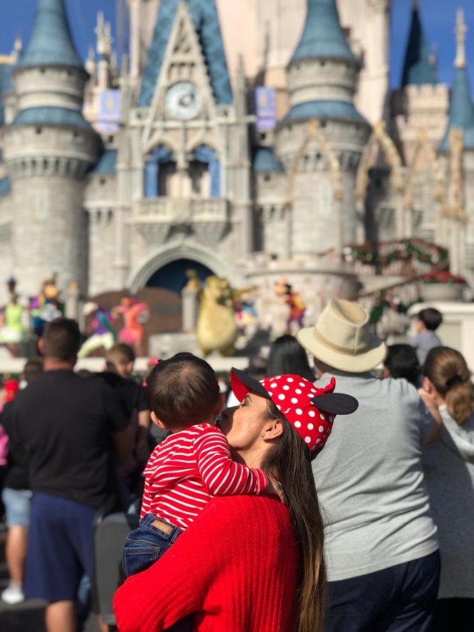 ir a Disney con niños menores de 2 años