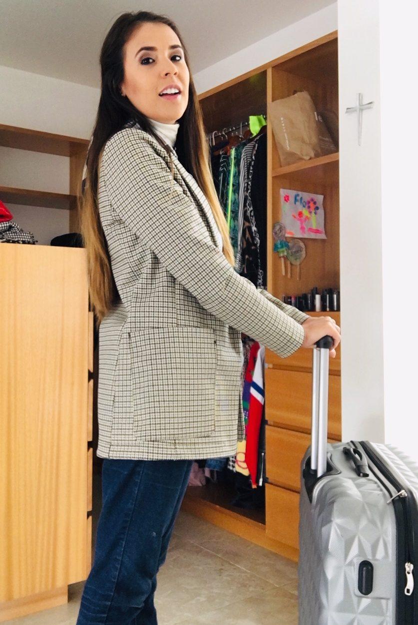 ropa ideal para viajar