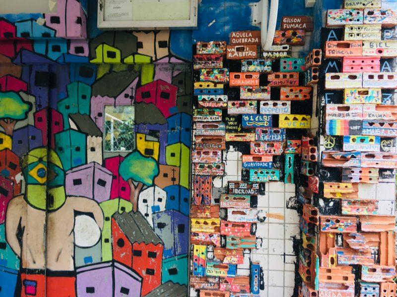elevador favela